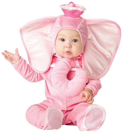 Costume de l'Éléphant Rose pour Nourrisson