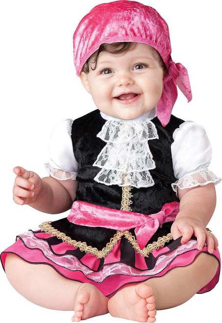 Costume de la Petite Pirate