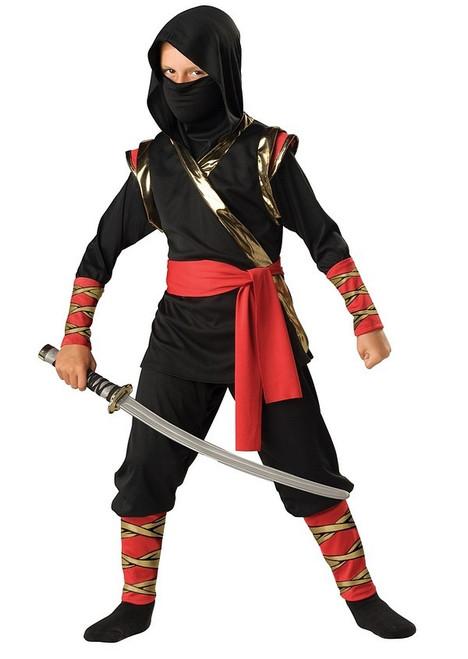 Costume pour Garçons de Ninja