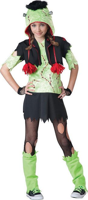 Costume de monstre Fille