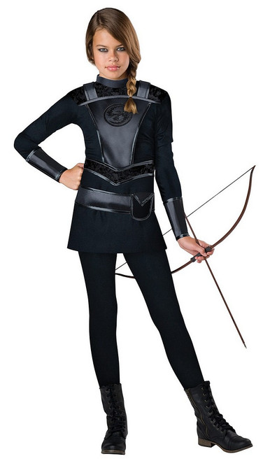 Costume de la Chasseresse de Hunger Games pour Adolescente