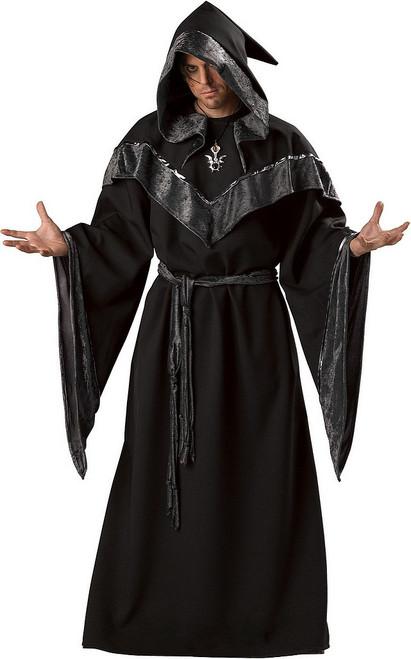 Costume du Sorcier Noir