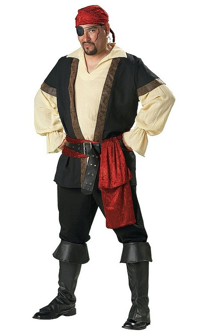 Costume Premier Pirate Style Plus