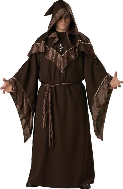 Costume du Sorcier mystique Taille plus