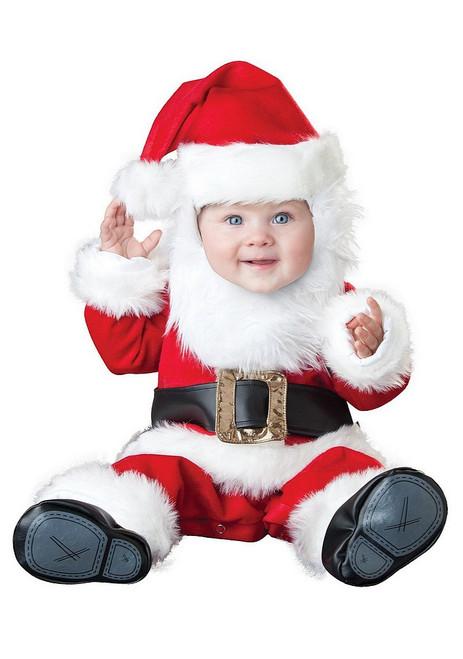 Costume de Père Noël pour Bebe