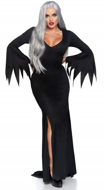 Robe Gothique Noir
