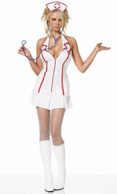 Costume d'infirmière-chef