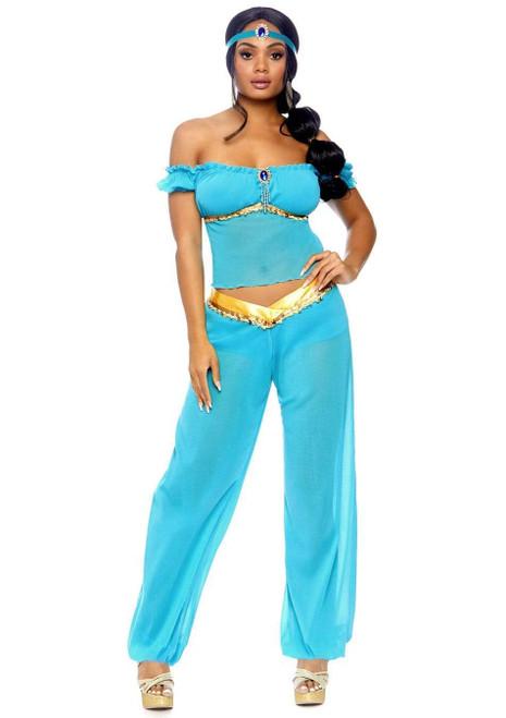 Costume de la Belle Princesse Jasmine