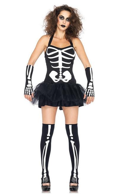 Déguisement Sexy de Squelette