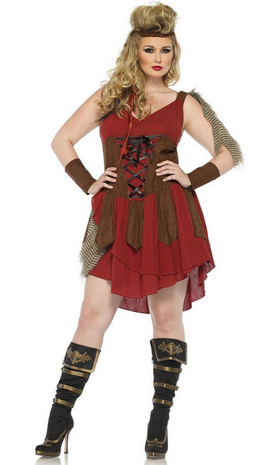 Costume Chasseuse Létale Taille plus