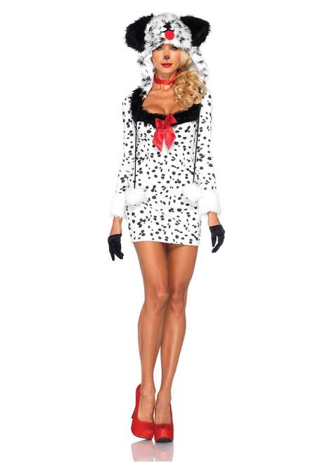 Costume de Dotty le chien dalmatien