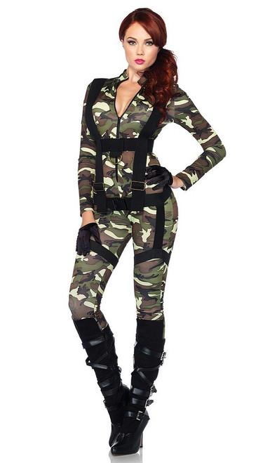 Costume de la Belle Parachutiste