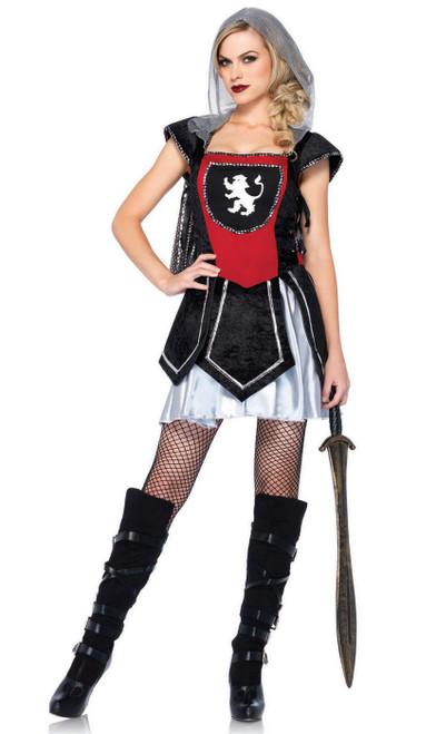 Costume de Chevalière du Roi