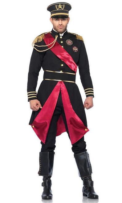 Costume de général militaire pour homme