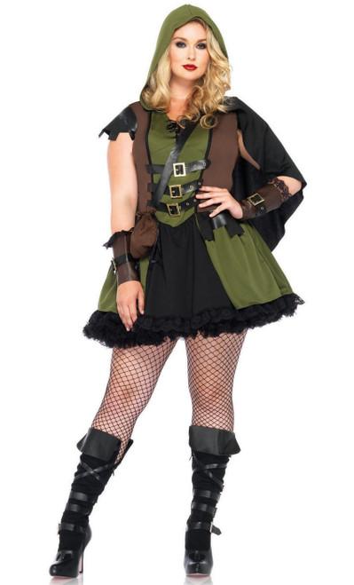 Mignonne Robin des Bois Taille Plus