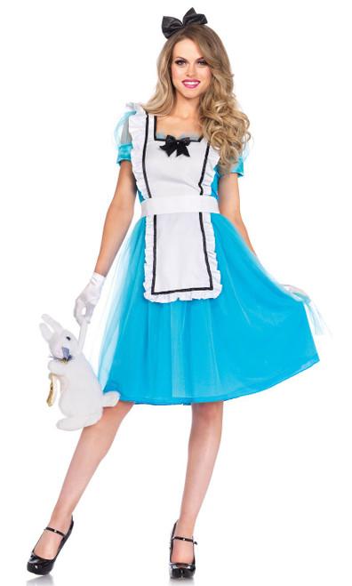 Costume Classique d'Alice au Pays des Merveilles