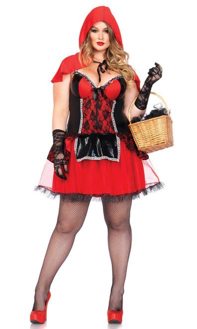 Costume du Magnifique Petit Chaperon Rouge Taille Plus