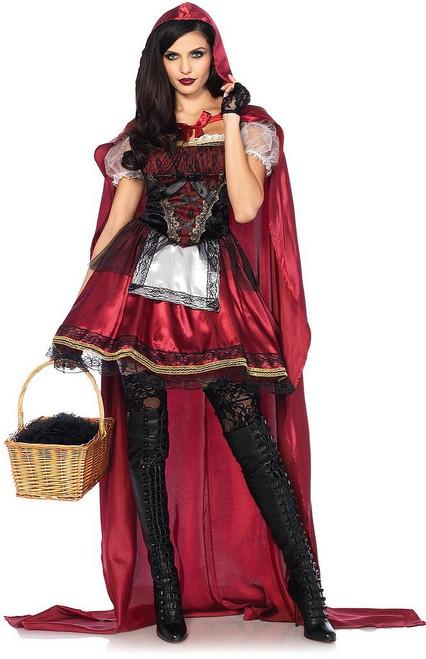 Costume de Madame Rouge