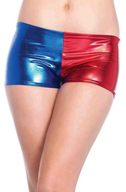 Harley Quinn Booty Shorts