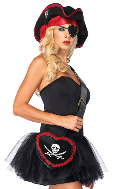 Coeur noir Pirate bourse