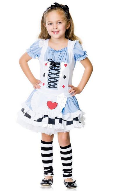 Costume Mlle Pays des Merveilles