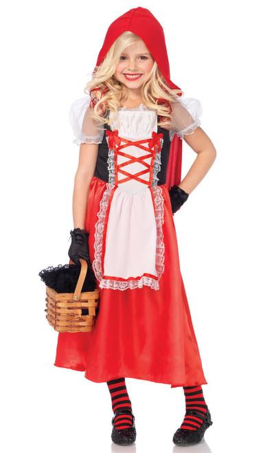 Costume Classique du Petit Chaperon Rouge pour Enfant