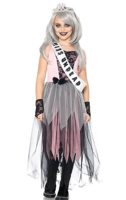 Zombie de Reine de Fête scolaire