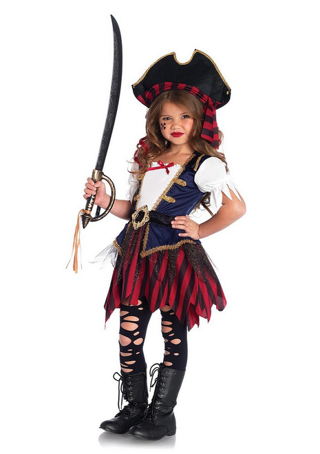 Pirate Costume enfant Carribean