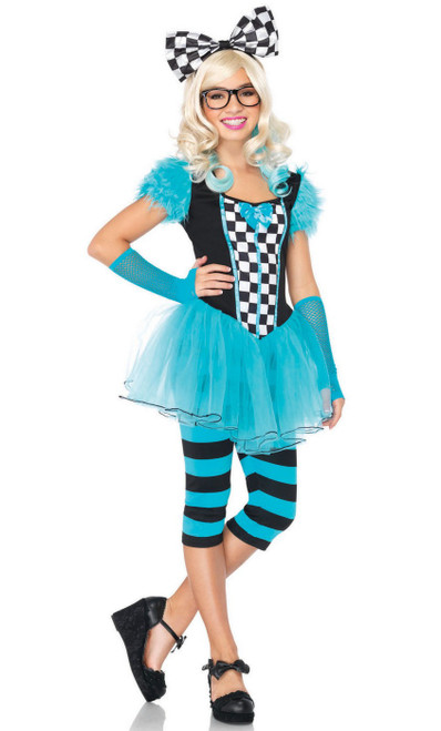Costume D'Hipster Alice Pour Junior