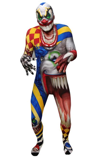 Combinaison de Clown Effrayant
