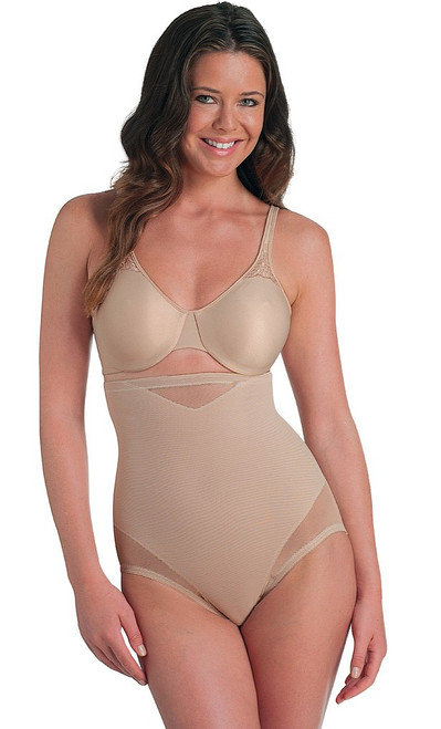Nu Brief Sheer Salut taille