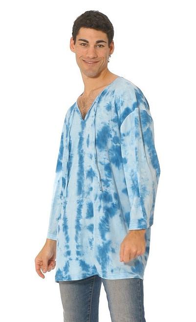 Costume chemise de hippy Taille plus pour hommes
