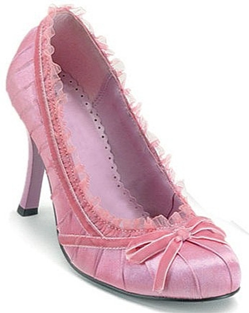Chaussures Dainty Rose satin