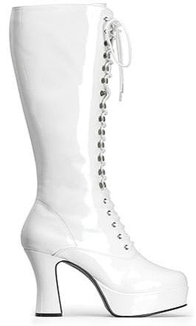 Exotica Blanc Boot