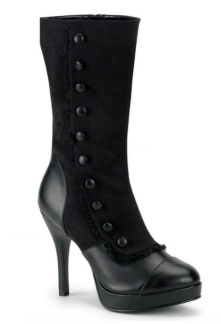 Splendeur Boot Noir