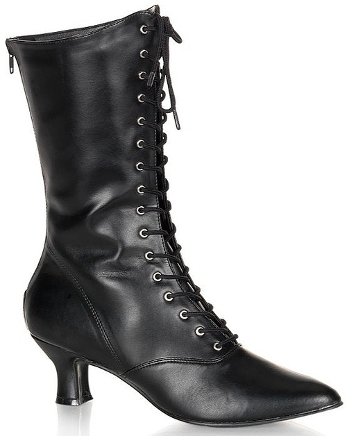 Victoria Black Women Boot