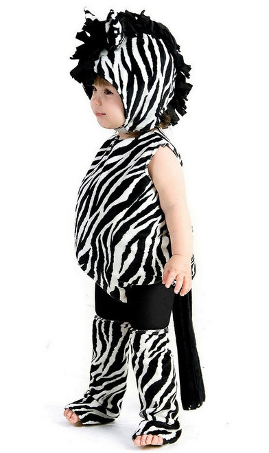 Costume de Zèbre Zinzin pour Bambin