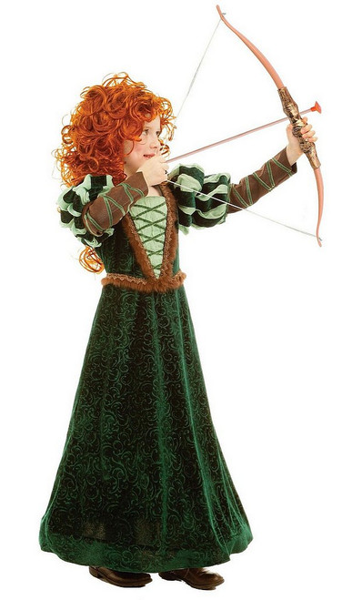 Costume de Princesse Merida de Rebelle