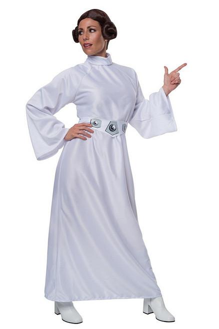 Costume Princesse Leia Adulte