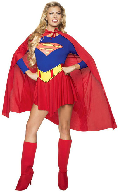 Costume de SuperGirl pour Adulte