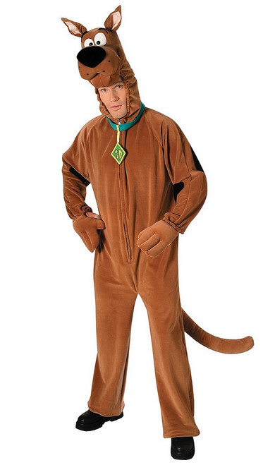 Costume Scooby Doo Adulte Deluxe