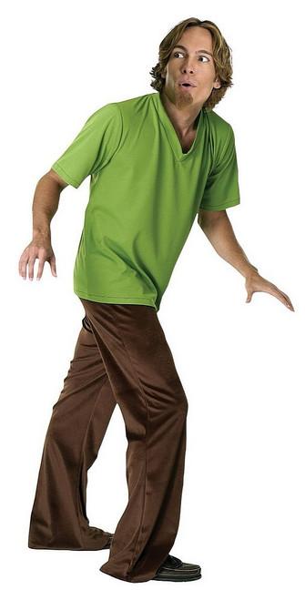 Costume Shaggy Scooby Doo
