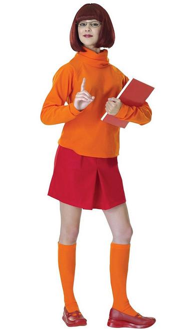 Costume pour Femmes Velma de Scooby-Doo