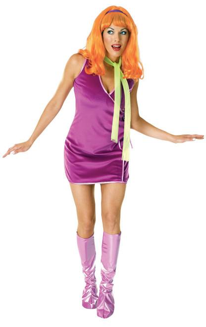 Costume Daphne Scobby Doo