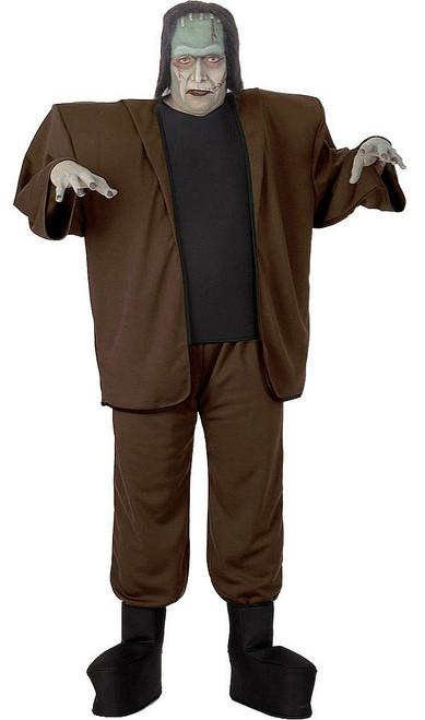 Costume Taille Plus de Frankenstein