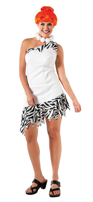 Costume Pierrafeu Taille Plus Wilma Flintstone