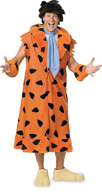 Costume Flintstone Fred Adulte Taille Plus
