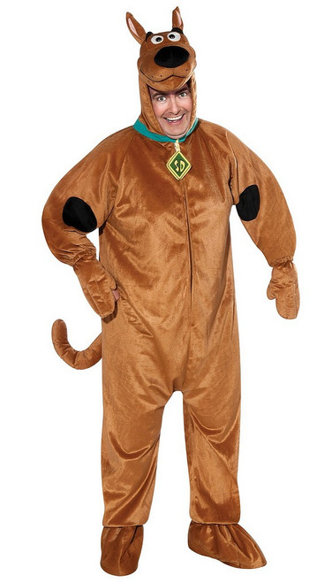 Scooby Doo Taille Plus