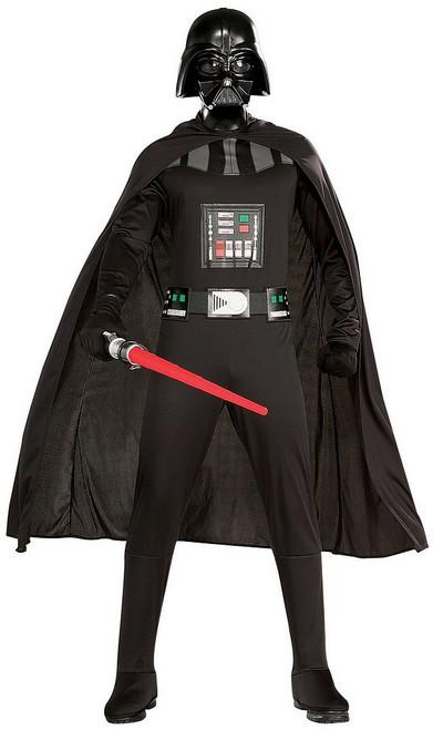 Déguisement de Dark Vader pour Adulte Grande Taille