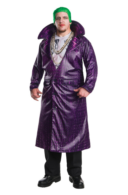 Suicide Squad Joker Deluxe Costume Plus Size